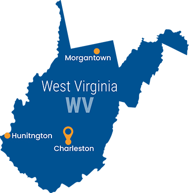 west_virginia_map_university