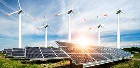 Renewable Energy Production and Energy Efficiency