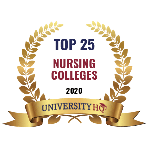 Top 25 Colleges for Nursing