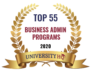 Top 55 Colleges for Business Admin Programs